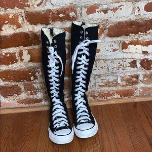 Converse Chuck Taylor Tall Extra Hi Top Sneaker 7